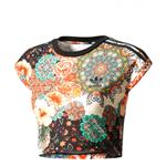 Camiseta Adidas Jardim a Cropeed PP