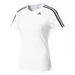 Camiseta Adidas Mc D2m 3s Bc/pt Feminina M