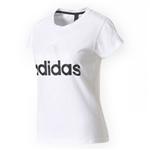 Camiseta Adidas Mc Ess Li Sli Tee Br Fem M