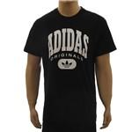 Camiseta Adidas Torsion Black (P)