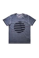 Camiseta Aramis Circle Floco Azul Tam. P