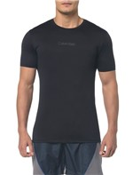 Camiseta Athletic Ck Logo Institucional - Preto - PP