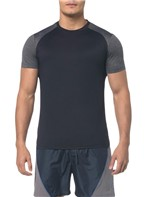 Camiseta Athletic Ck Raglan - Preto - PP