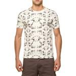 Camiseta Auslander Estampada