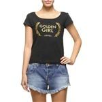 Camiseta Auslander Golden Girl