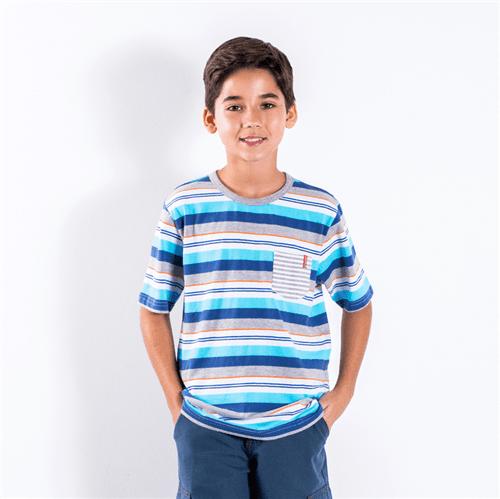 Camiseta Avulso Azul/10