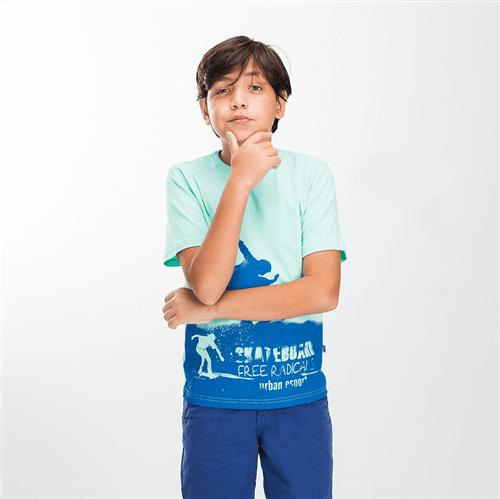 Camiseta Avulso Esmeralda/08