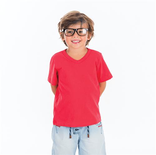 Camiseta Avulso Vermelho/01