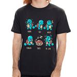 - Camiseta Blue Emotions - Masculina - P