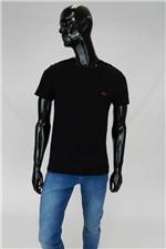 Camiseta Calvin Klein Jeans Preto Tam. P