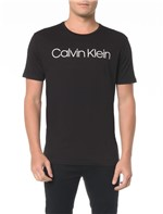 Camiseta Calvin Klein Regular Pima Cotto - PP