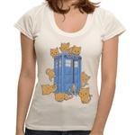 - Camiseta Cats Cabin - Feminina - P