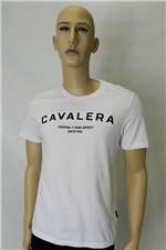 Camiseta Cavalera Cince 1995 Branco Tam. EXG