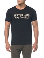 Camiseta Ckj Est Better Days - PP