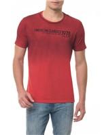 Camiseta CKJ Estampa American Classics Vermelha CAMISETA CKJ MC EST AMERICAN CLASSICS - VERMELHO - GGG