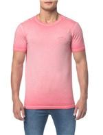Camiseta Ckj Mc Est Bike Costas - Vermelho - PP
