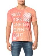 Camiseta CKJ MC Est New Work Nineteen - G