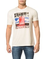 Camiseta CKJ MC Est.We Are Provocative - PP