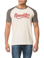 Camiseta CKJ MC Estampa Brooklin - PP