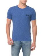 Camiseta CKJ MC Estampa Calvin Azul CAMISETA CKJ MC ESTAMPA CALVIN - AZUL - GG