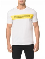 Camiseta CKJ MC Estampa Reveillon - P