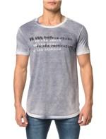 Camiseta CKJ MC Estampa We Are Denim - GGG