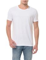 Camiseta CKJ MC Logo Cliche Gola - P