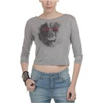 Camiseta Cropped Auslander Bear