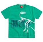 Camiseta de Menino - Jurassic Verde - Kyly 1