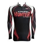 Camiseta de Pesca Kayak Hunter Brk - P