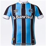 Camiseta de Time Umbro 3g160779 Masc Gremio Of. 1 2019 837283 3G160799 312 8372833G160799312