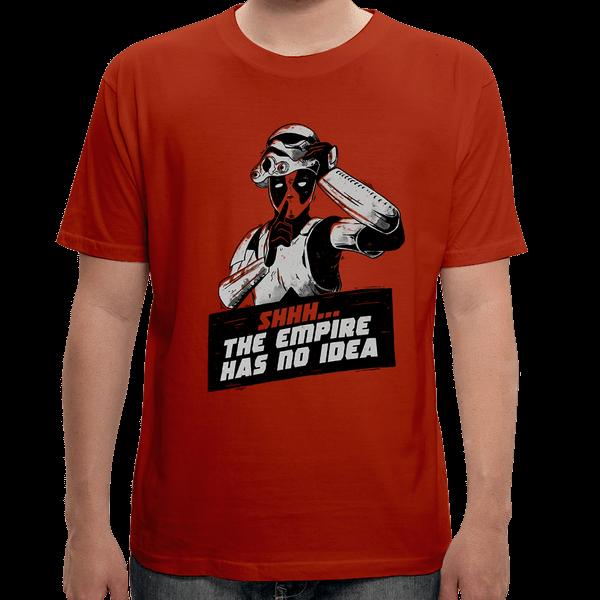 Camiseta Dead Trooper - Masculina - P