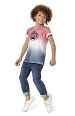 Camiseta Delavê Menino Malwee Kids Branco - 1