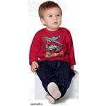 Camiseta Fakini P/g 15.01200