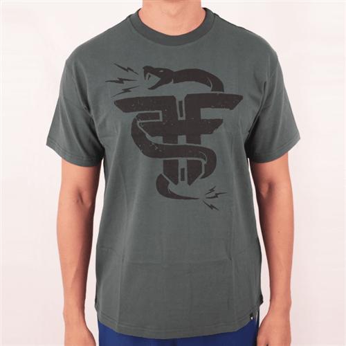 Camiseta Fallen Snake Verde G