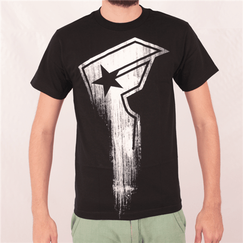 Camiseta Famous Boh Leak Preto P