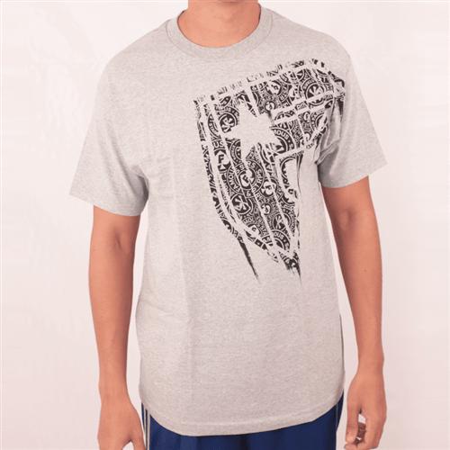 Camiseta Famous Fullcircle Cinza P