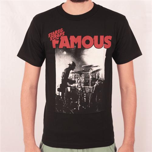 Camiseta Famous Grievous Preto P