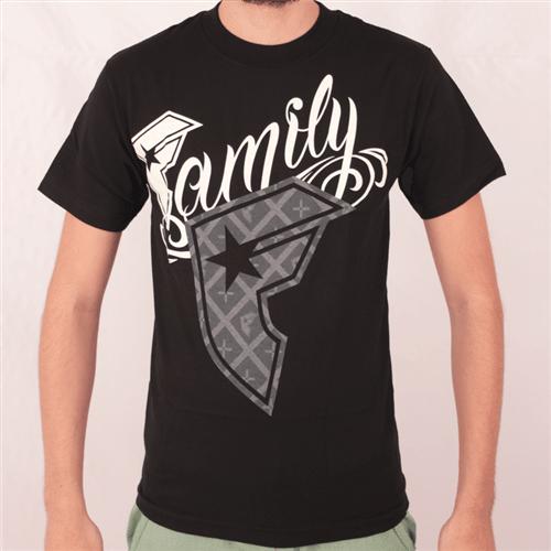 Camiseta Famous Saints Preto P