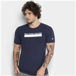 Camiseta Fila Cross Training Masculina - Marinho - G