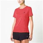 Camiseta Fila Jacquard Camo Feminina