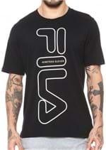 Camiseta Fila Outline Ls180386c LS180386c