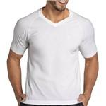 Camiseta Fitness Musculação Térmica T Shirt Lupo 70638 Branco M
