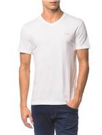 Camiseta Flame Slim Calvin Klein - Branco 2 - P
