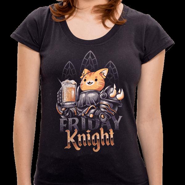 Camiseta Friday Knight - Feminina - P