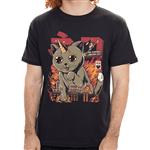 - Camiseta Gato Unicornio - Masculina - P