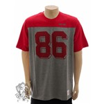 Camiseta HUF Raglan Red (M)
