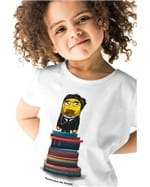 Camiseta Infantil Machinion de Assis