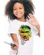 Camiseta Infantil Monteiro Lobato