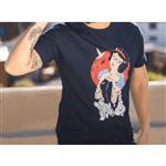 Camiseta Inked Snow - Masculino - Camiseta Inked Snow - Masculina - P